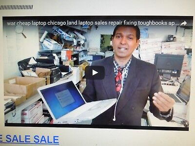 NO BAR CODE/ Panasonic Toughbook CF-H2 Intel Core i5 Tablet war cheap Laptop