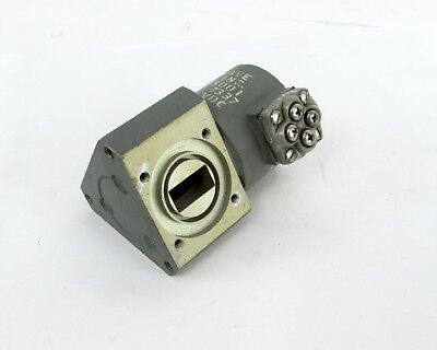 Microwave Associates MA7511-5001 RF Waveguide Switch - WR62, 12.4 to 18 GHz