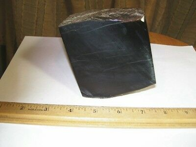 Wyoming Black Jade Rough, 3 lbs. 9 oz.