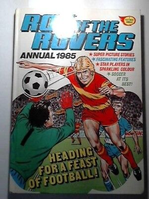 ROY OF THE ROVERS ANNUAL 1985., No Author., Good Condition Book, ISBN 0850376157