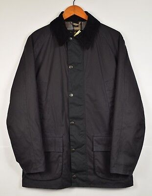 NWT New Barbour Bristol Wax Jacket Mens S Small SylkOil Bedale