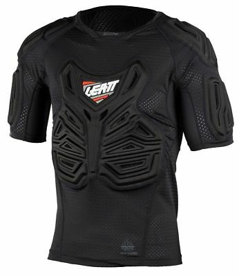 Leatt Roost Tee Mens Base Layer Protective Shirt Black