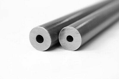 "High Pressure, SS 304L Seamless Round Tubing, 9/16"" OD, 0.188 ID, 48"""