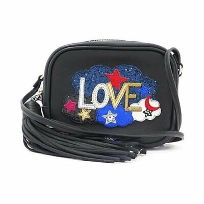 Saint Laurent YSL Mini Shoulder Bag Cross Body Bag 'Love' Blogger 457574 1083