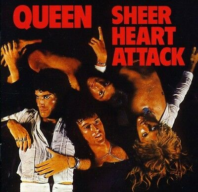 Queen - Sheer Heart Attack [New CD]
