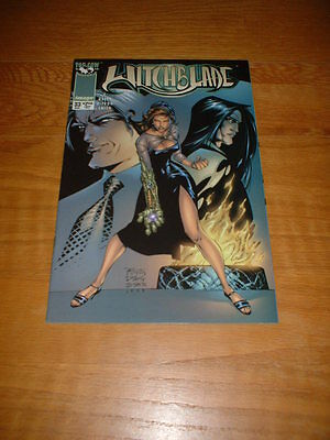 Witchblade 33. Aug 1999. Nm Cond. Wohl / Green / D-Tron. Image/top Cow