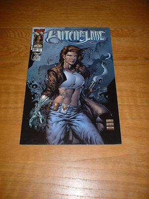 Witchblade 43. Nov 2000. Nm Cond. Jenkins / Cha / D-Tron. Image/top Cow