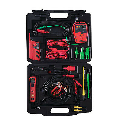 Power Probe 3 Master Test Kit with Gold Leads Short Finder Tester Meter PPKIT03S