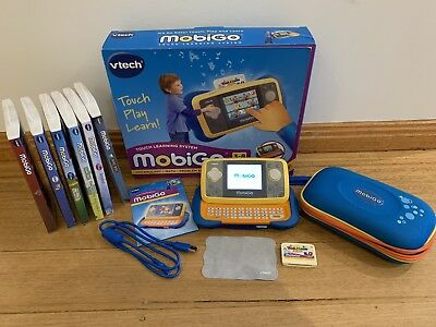 vTech MobiGo Bundle with Original Packaging - cheaper shipping option available!