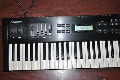 alesis qs 6.1 synthsizer
