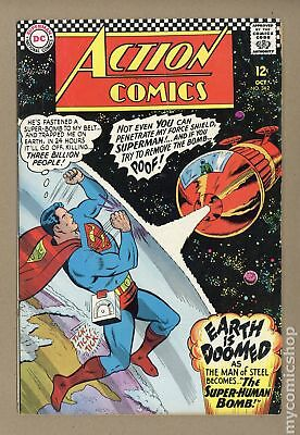 Action Comics (DC) #342 1966 VG 4.0