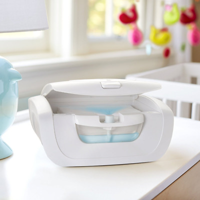 NEW IN BOX - Munchkin Mist Wipe Warmer Baby Comfort Holds 100 Fresh Wipes