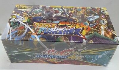 Buddyfight S Special Series 2: 3 Garga Decks! Impact! Triple Punisher BFE-S-SS02