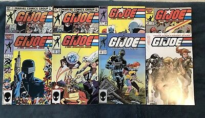 G.I.Joe Comic Book Lot
