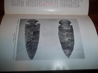 1941 Ancient Man In Ohio, Archaeology, Mound Builders, Arrowheads, Paleo Indians