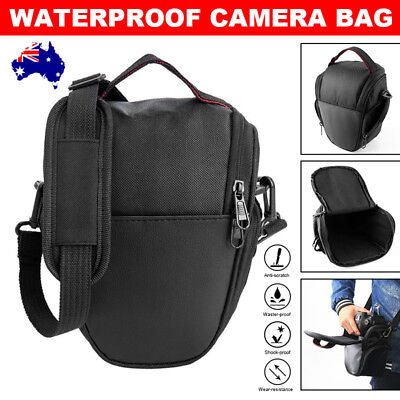 DSLR Waterproof Camera Bag Carry Case Lens Case For Canon Nikon Sony Panasonic