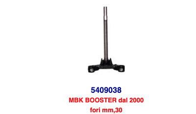154101 Testa forcella Booster > 2004 Ø 30mm T4Tune MBK Booster 50 >04 04/16