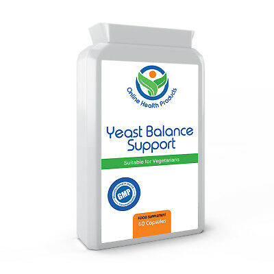 Candida Support - Yeast Balance Support - Candida - 60 capsules,
