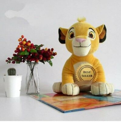 New 26cm The Lion King Plush Toys Simba Soft Stuffed Animals Doll For Children
