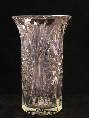 FTD 1991 Glass Vase & Candle Holder - Marked FTD  Made in USA  EUC