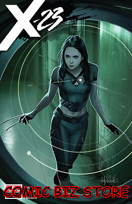 X-23 #7 (2018) 1St Printing Mike Witter Main Cover Bagged & Boarded Marvel