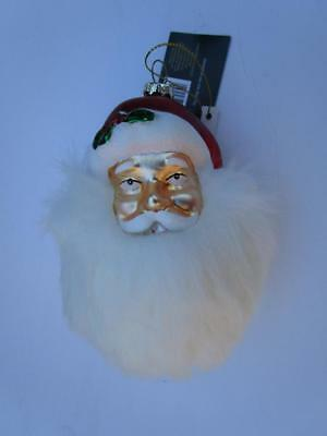 2011 Robert Stanley Christmas Classics Santa Claus Christmas Ornament