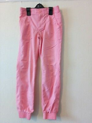 Gap Pink Summer Lightweight Trousers Age 8-9 Years