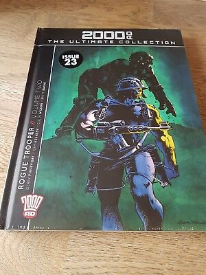 2000AD - THE ULTIMATE COLLECTION - ISSUE 23 ROGUE TROOPER - New and Sealed