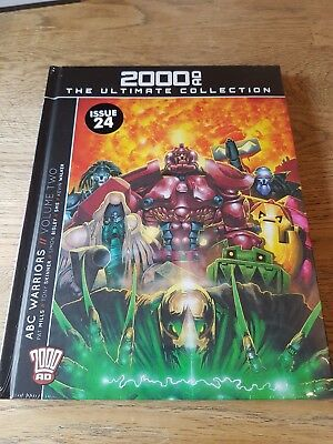 2000AD - THE ULTIMATE COLLECTION - ISSUE 24 - ABC WARRIORS  - New and Sealed