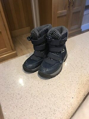 691ed166bf1d NEXT BOYS SNOW Boots Size 5 - £5.00