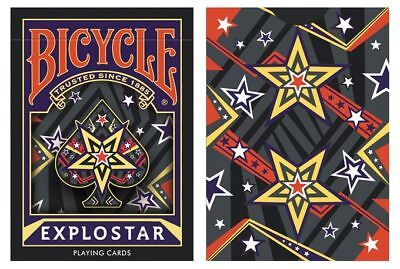 Bicycle Explostar Playing Cards by Collectable Playing Cards