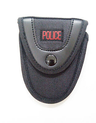Nylon Handcuff Case Pouch Holster for Police Officer Cop Security Guard