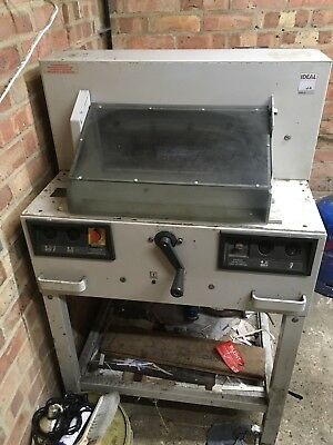 Ideal Electric Guillotine