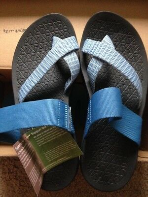 593293f87 Brand New In Box Women s Chaco Tetra Cloud Bluebell Eclipse Sandal Size 6