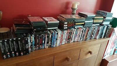 Job Lot 215 DVD Collection, Horror, Westerns, Thriller, Drama, Comedy, TV