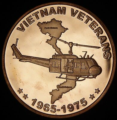 Lot of 20 Vietnam Veterans 1 OZ Ounce Of Copper Bullion ROUNDS all .999 pure