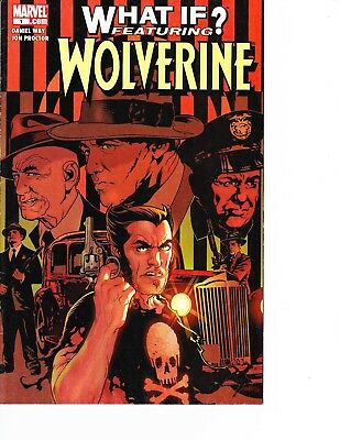 What If? #1 Wolverine became the Punisher? One Shot FREE SHIPPING AVAILABLE!
