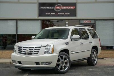2008 Cadillac Escalade  low mile 2 owner free shipping warranty 4x4 luxury platinum finance cheap