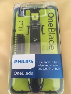 Philips OneBlade 3 QP2520 Multi-function Shaver