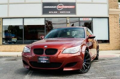 2007 BMW M5  v10 low mile smg cheap free shipping warranty finance luxury performance