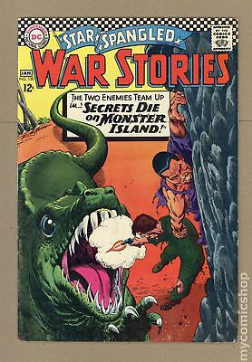 Star Spangled War Stories (DC #3-204) #130 1966 VG 4.0