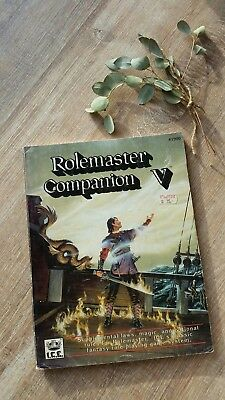 Rolemaster Companion V Ironcrown Entertainment ICE # 1900