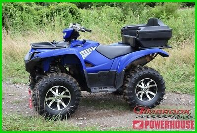 2017 Yamaha GRIZZLY 700 EPS NICE Ready to go!