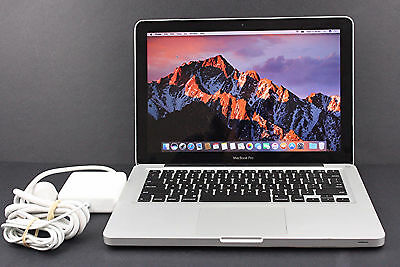 "APPLE MacBook Pro 13"" Early 2011 IntelCore i5 2.3GHz RAM 4GB  HDD 320GB-GRT COND"