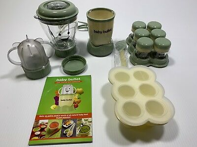 Magic Bullet Baby Bullet 20 Piece Set