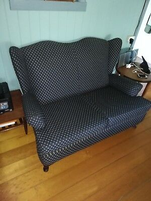 French Provincial Style 2 seater couch