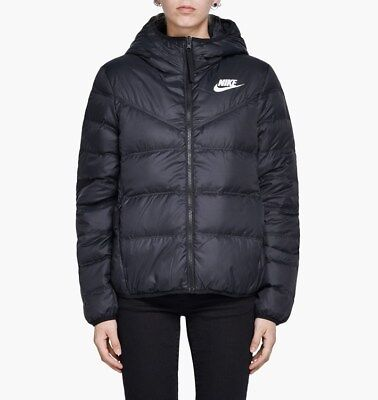 b1cb3809 Nike Sportswear Windrunner Reversible Down Fill Jacket (939438-010) Winter  Parka