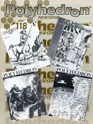 """TSR Polyhedron #118 """"Artifacts, Relics and DM's Headaches, NPC Class - C Mag EX"""
