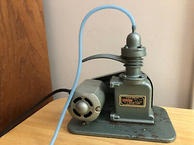 Vintage Industrial Working Air Pump -  C00L - laboratory, industrial, air brush