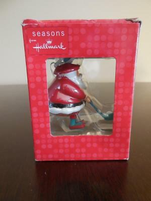 Seasons from Hallmark Holiday Ornament Santa Golfing 2011